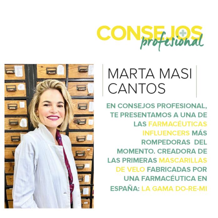 Entrevista Marta Masi