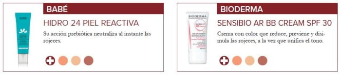 cuidar la piel sensible